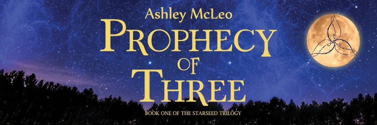 Prophecy of Three is free! Todayonly!