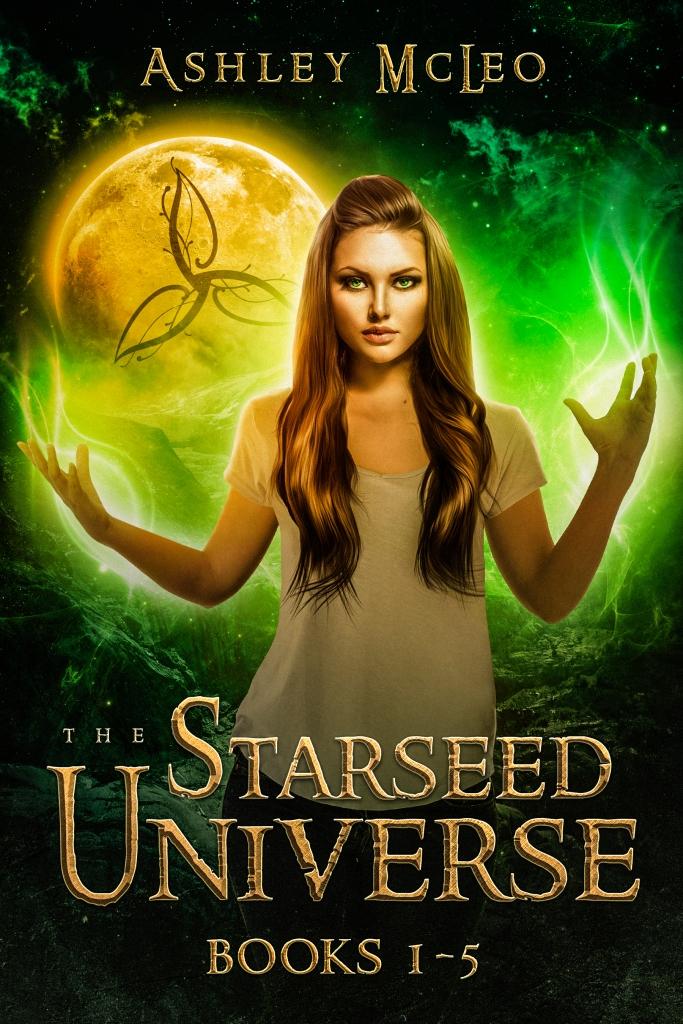 The Starseed Universe – Ashley McLeo